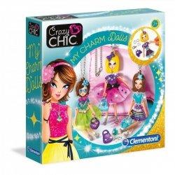 Zawieszki Crazy Chic Laleczki Clementoni 78520