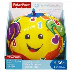 Wesoła Piłka Nożna Ucz się i śmiej Fisher Price FTC86