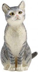 Kot Siedzący Figurka Schleich 13771
