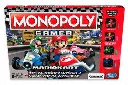 Gra Monopoly Gamer Mario Kart Hasbro E1870