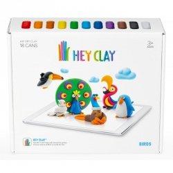 Masa Plastyczna Hey Clay Ptaki TM Toys HCLSE003