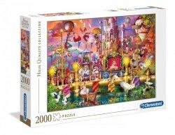 Puzzle Cyrk 2000 el. Clementoni 32562