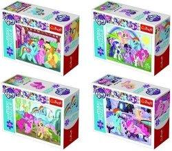 Puzzle Wesoły dzień kucyków My Little Pony 20 el Trefl 56020