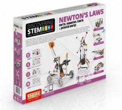Klocki konstrukcyjne Engino Discovering Stem Prawo Newtona Formatex FORSTEM07