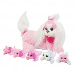 Pluszak Puppy Surprise Kiki + Małe Pieski TM Toys 42146