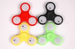 Fidget Spinner Świecące Artyk 14006