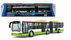 Autobus zabawka przegubowa auto zdalnie sterowane Playme 58230