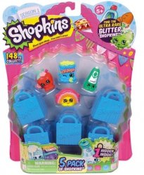 Figurki Shopkins 5 pack Sezon 1 Formatex 56003