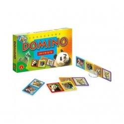 Gra Logiczna Domino Zwierzęta Alexander 0205