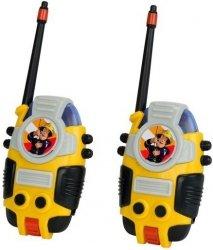 Walkie Talkie 40 MHz Strażak Sam Dickie 3099611