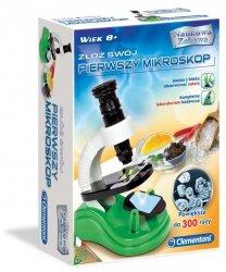 Pierwszy mikroskop dla dzieci Clementoni 60761