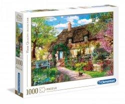 Puzzle Malownicza Stara Chata 1000 el. Clementoni 39520