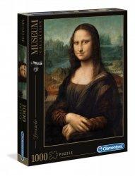 Puzzle Mona Lisa Leonardo da Vinci 1000 el. Clementoni 31413