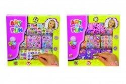 Art & Fun1000 naklejek dla dziewczynek Simba 6301447