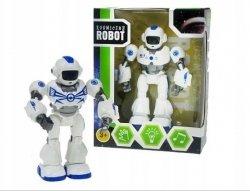 Kosmiczny Robot 14 cm Mówi po polsku