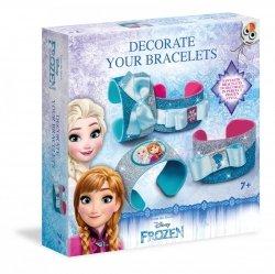 Zabawka Frozen Stwórz swoje własne bransoletki Clementoni 18515
