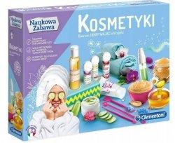 Laboratorium Urody Kosmetyki Zestaw Naukowy Clementoni 50675