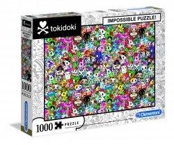 Puzzle Tokidoki 1000 el. Clementoni 39555