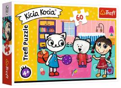 Puzzle Kicia kocia 60 el. Trefl 17343