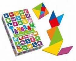 Układanka Logiczna Łamigłówka Tangram Multigra 30169