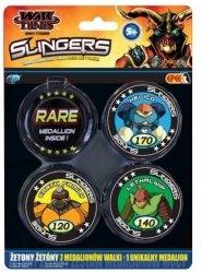 Slingers medaliony 8pack Epee 01189