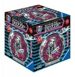 Puzzle 3D Monster High 54 el. Kula Ravensburger 118991