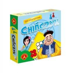 Gra planszowa Chińczyk wersja mini Alexander 2249
