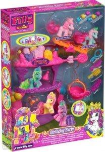 Kucyki Filly Royale Przyjęcie urodzinowe Epee 02787