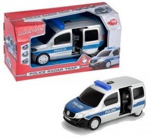 Samochód Mercedes policyjny z radarem Dickie 3713002