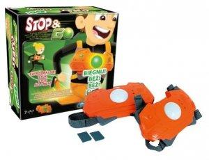 Gra zręcznościowa Stop & Go Wyścig Agentów Epee 02847