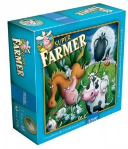 Gra SuperFarmer De Lux Granna 00086