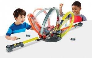 Tor wyścigowy Roto Rewolucja Zestaw Hot Wheels Mattel FDF26