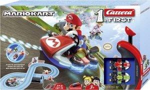 Tor i Autka Nintendo Mario Kart 2,4 m Nintendo Carera 63026