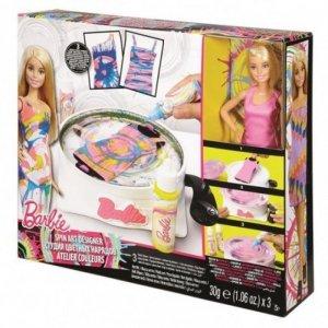 Zakręcone wzory Barbie Mattel DMC10