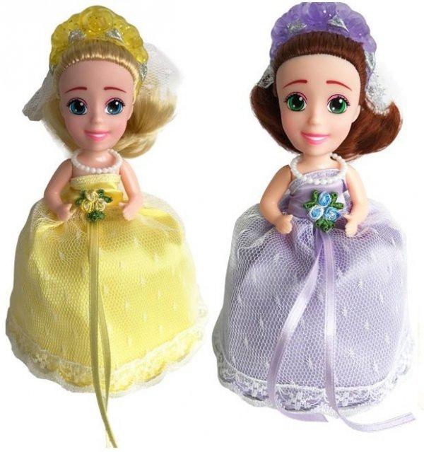 Pachnące Cupcake ślubne
