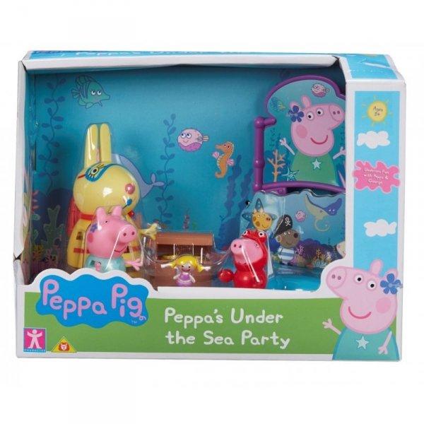 Świnka Peppa Podwodny Świat
