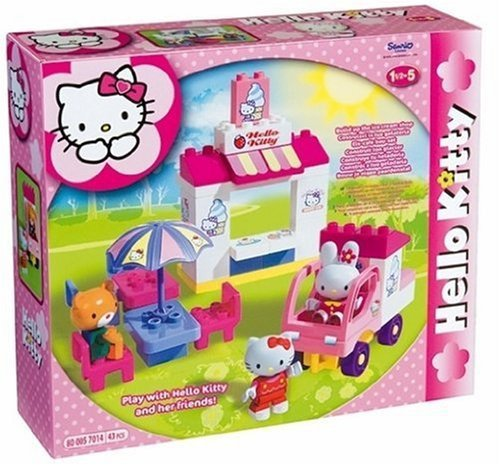 Klocki Hello Kitty Sklepik