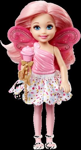 Lalka różowa