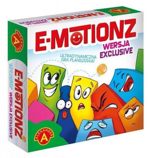 Gra planszowa E-Motionz Wersja Exclusive