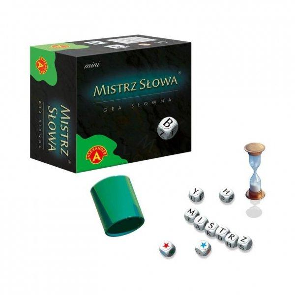 Gra Słowna Mistrz Słowa Mini Alexander 0347