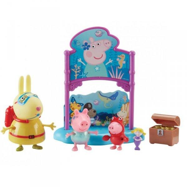 Świnka Peppa Podwodny Świat + 3 Figurki TM Toys PEP07172