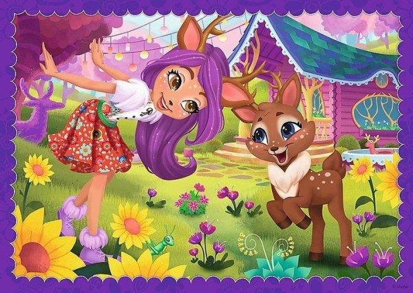 Zabawki Enchantimals Modino