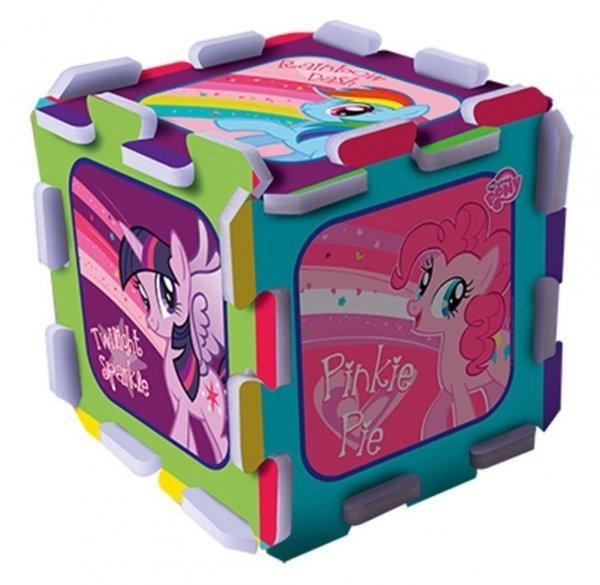 Duże Puzzle Piankowe My Little Pony Trefl 60397
