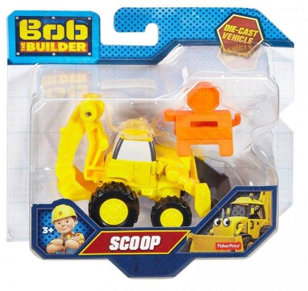 Małe pojazdy Bob Budowniczy Fisher Price CJG91