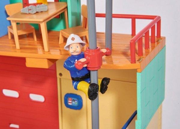 Stacja ratunkowa z figurką Simba