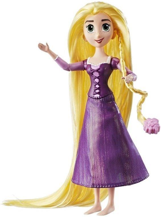 zaplątani lalka roszpunka z włosami do stylizacji disney princess