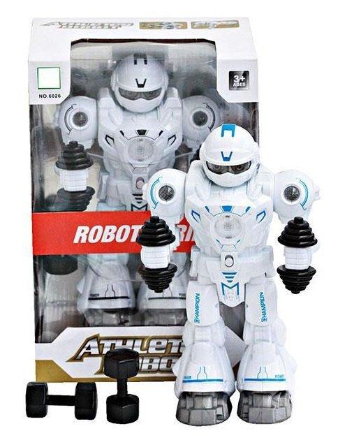 robot interaktywny zabawki