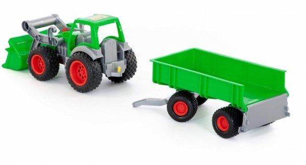 największy traktorek dla 4 latka