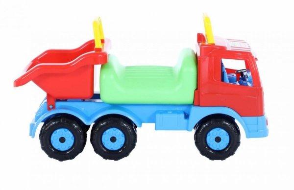 jeździk ciężarówka