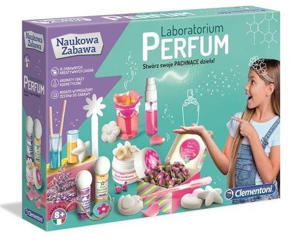 Zabawka Laboratorium Perfum Clementoni 50674